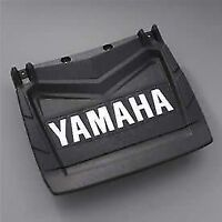 "YAMAHA BLACK SNOW FLAP 16"" LONG NYTRO, APEX, VECTOR,"