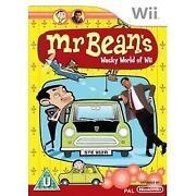 Games Mr Bean