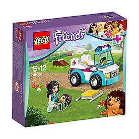 LEGO Friends Mobile Tierpflege (41086)