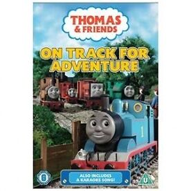 Thomas The Tank Engine Dvd