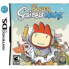 Video Games Super Scribblenauts