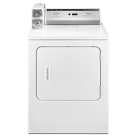 Whirlpool Commercial Coin Operated Washer and Dryer