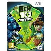Ben 10 DS Game
