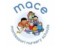 Nursery Practitioners Level 3 (35 hour week)