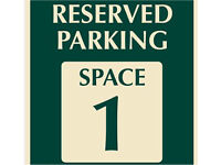 Parking space -1 min walk to Shenfield Station - Friars Avenue - CCTV - Private driveway