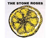 2 x Stone Roses Standing tickets @ Etihad Stadium Manchester, Wednesday, 15th June £50 each.