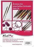 Knit Pro Set Holz