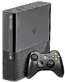 xbox 360 for sale comes with the connect and games