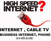 INTERNET,  CABLE TV,  HOMEPHONE,  BUSINESS INTERNET OR PHONE