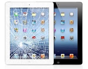 Ipad 3-4 glass screen replacement / 85$