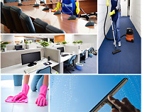 Commercial Cleaning Company looking for serious candidates