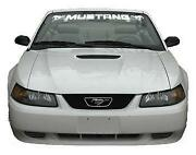Mustang Windshield Decal