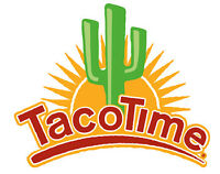 FOOD COUNTER ATTENDANT TACO TIME 1212 CENTRAL AVE SK