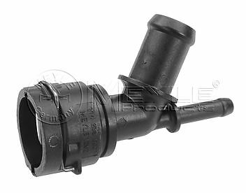 FOR VW GOLF MK4 COOLING HOSE WATER PIPE CONNECTOR 1.6 2.0 1J0122291B MEYLE