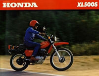 Looking for 1979 -81 Honda XL500s Parts
