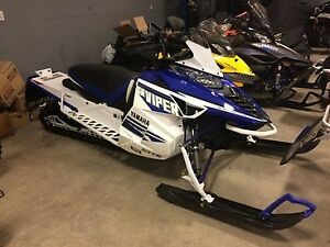 USED AND NON CURRENT 2016 AND 2017 SNOWMOBILES