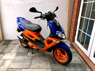 PEUGEOT SPEEDFIGHT 2 LC 50CC MOPED MOTORBIKE MOTORCYCLE | IN CASTLEREAGH, BELFAST | GUMTRE