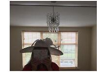 Gorgeous Debenhams ivory hat