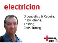 ELECTRICIAN - NICEIC Registered - Twickenham, Richmond, Isleworth, Hamptons