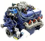 Mustang V8 Engine
