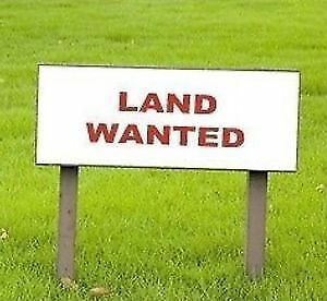 Looking for land to build our dream home