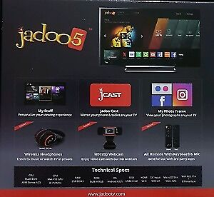 JADOO TV 5 WHOLESALE PRICES WHOLESALE PRICE