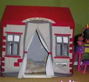 Play Tent - Train Station