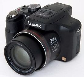 Digital Camera Panasonic Lumix Leica Lens