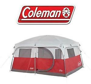 Brand New Colman Red willow 7 Man Tent