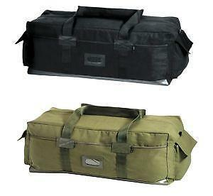 Military Canvas Duffle Bags