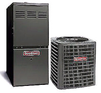 Need a air conditioner install or a furnace