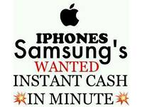 WANTED-SAMSUNG GALAXY S8 PLUS S8 S7 EDGE / IPHONE 7 7 PLUS 6S+ LAPTOP MAC BOOK PRO I PAD PRO