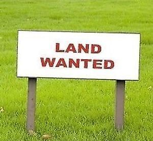 Wanted: Good grain land for sale