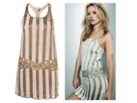 Original Kate Moss for Topshop 'Gatsby' 1920's style dress in UK 10 (USA 6 / Euro 38)