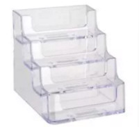 Business Card Holders – 4 Tier