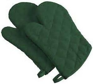 Oven Mitts to safely take hot items out of oven