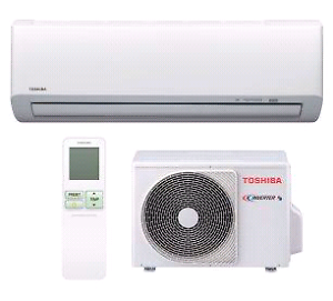 Toshiba 2.5kw high wall split $1200 fully installed Caversham Swan Area Preview