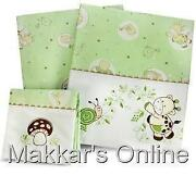 Bassinet Sheet Set