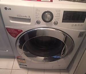 LG Front Loader Washing Machine Manly Manly Area Preview