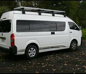 2014 Foton Campervan (Toyota Commuter lookalike) Upper Coomera Gold Coast North Preview