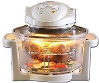 NEW IN BOX - Mr T - Flavorwave Oven Turbo 50$ OR BEST OFFER