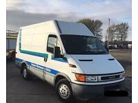 2004 IVECO DAILY 35 MWB