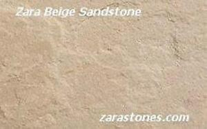 Beige Square Cut Paving Stone Beige Sandstone Flagstone Pavers
