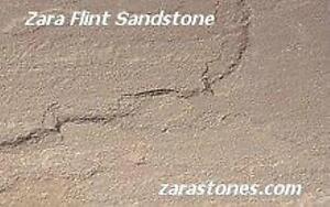 Flint Square Cut Paving Stone Flint Sandstone Flagstone Pavers