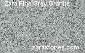 Fine Grey Granite Square Cut Paving Stone Flagstone Pavers