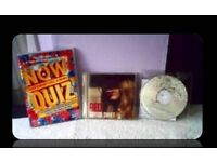 TAYLOR SWIFT/DELTA GOODREM CDS & NOW THAT'S WHAT I CALL MUSIC QUIZ DVD - FOR SALE