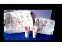 MARKS & SPENCER ST. MICHAEL WASH BAG & MAKE UP BAG - FOR SALE