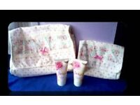 MARKS & SPENCER - ST. MICHAEL WASH BAG & MAKE UP BAG - FOR SALE