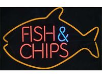 Head fish fryer - Brand new fish and chip shop, busy main road location.