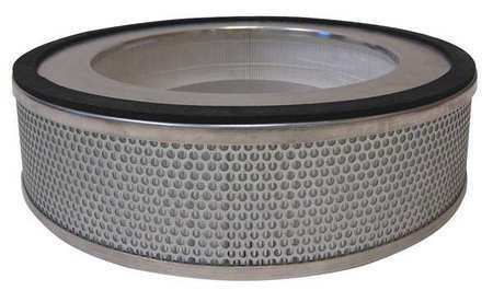 Nilfisk 4081700935 Filter,Hepa,Use With S2/S3 Series